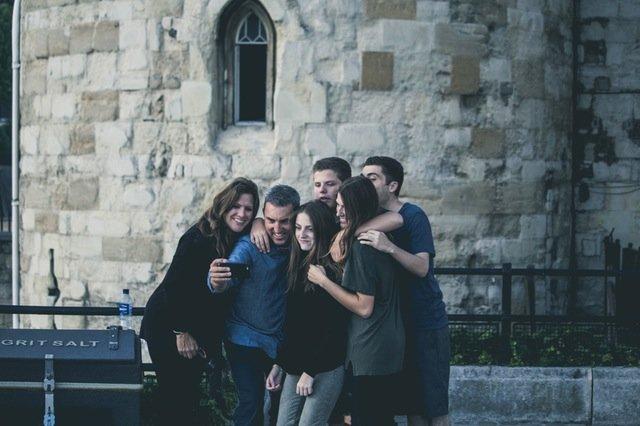 Mensajes familiares para lograr la union